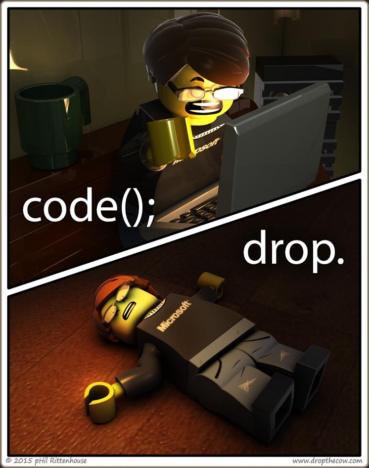 Code Drop
